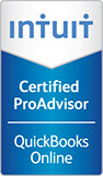 QuickBooks Online - Certified ProAdvisor